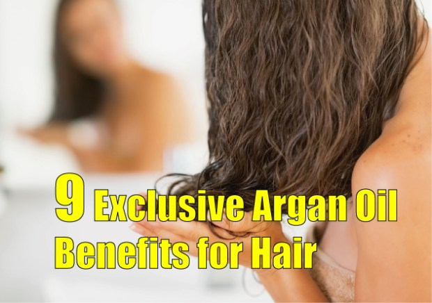 Argan oil benefits for hair