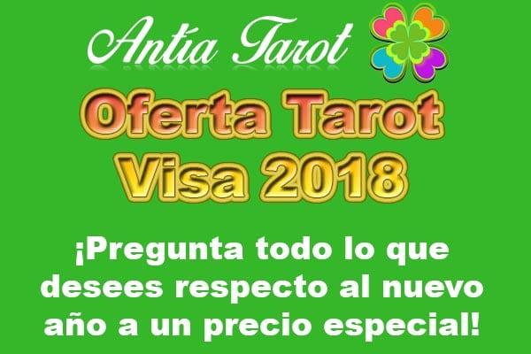 Oferta Tarot Visa 2018