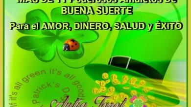 Photo of 11 Poderosos Amuletos de Buena Suerte para el Amor, Dinero, Salud y Éxito