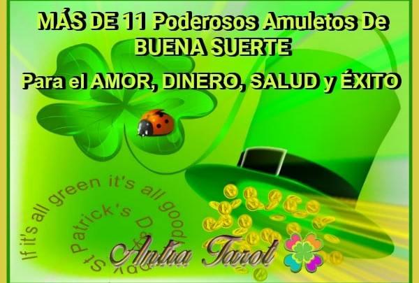 f8025e45db61 11 poderosos Amuletos de buena suerte para el amor, dinero, salud y ...