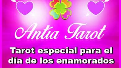 Photo of Tarot del amor del día de los enamorados San Valentín