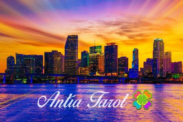 Tarot Miami Antía Tarot Miami horizonte