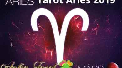 Photo of Tarot Aries 2019: Predicciones 2019 para Aries con el Tarot