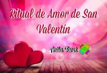 Ritual de amor de San Valentín 2019