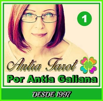 Antia Tarot atendido por Antia Galiana