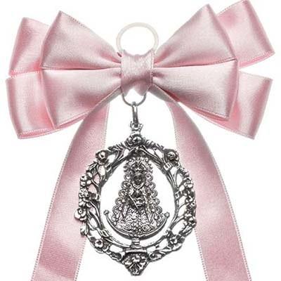 Amuletos para bebés medalla cuna