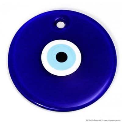 Amuleto ojo turco pared
