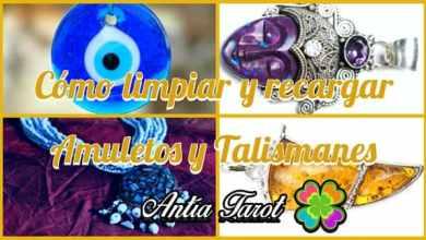 Photo of Cómo limpiar y recargar Amuletos y Talismanes
