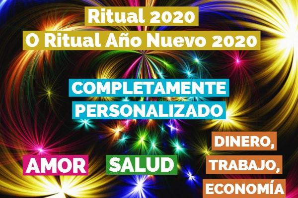 Ritual 2020. Ritual Año Nuevo 2020 en Antía Tarot