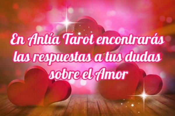 Tarot del Amor Antía Tarot