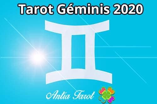 Tarot Géminis 2020. Predicciones Géminis 2020 con el Tarot.