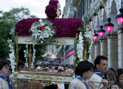 The Easter Festival in Greece (by Hans Christian Andersen's travel memoirs)