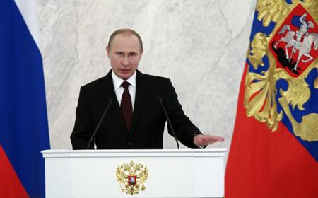 Τι ήθελε να πει ο Πούτιν
