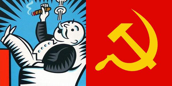 Κομμουνισμός και νεοφιλελευθερισμός: επίκαιρα σημεία σύμπτωσηςσε καταγωγικώς άγονο έδαφος