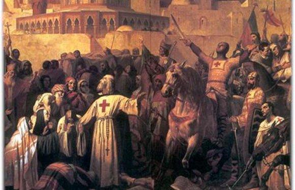 Το υπόβαθρο των Σταυροφοριών και ο ρόλος του Βυζαντίου