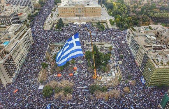 Τα συλλαλητήρια και η διαφύλαξη της εθνικής ταυτότητας