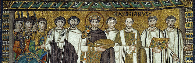 Η αυτοκρατορία του Χριστού στη Γη: αρχές βυζαντινής πολιτικής