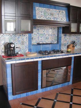 Lantica Ceramica vietrese artigianale pavimenti e