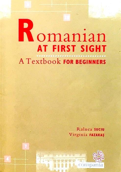 Bildergebnis für romanian at first sight. a textbook for beginners