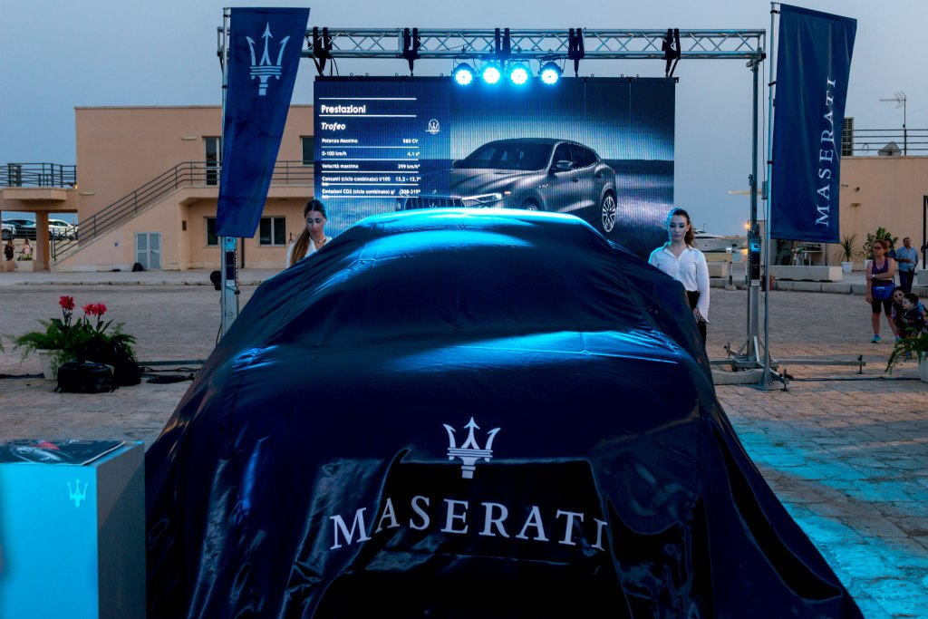 MASERATI LEVANTE TROFEO 2019 – BE THE STORM