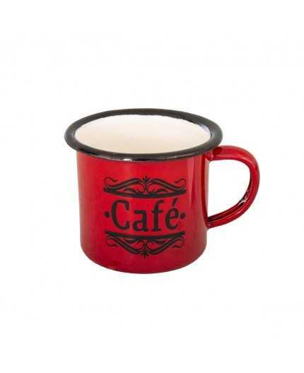 tasse a cafe rouge