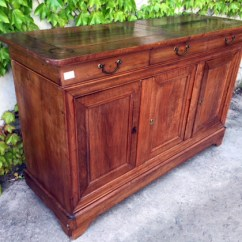 Kitchen Cabinet Reface Ebay Faucets 核桃3个门和3个抽屉的capuccina橱柜 恢复 进行中 关于卖方