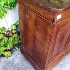 Kitchen Cabinet Reface Wolf 核桃3个门和3个抽屉的capuccina橱柜 恢复 进行中 关于卖方