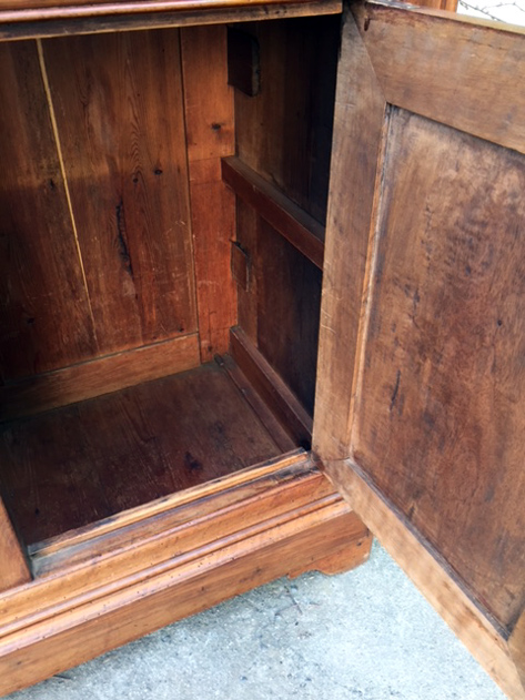 kitchen cabinet reface home depot undermount sink 核桃3个门和3个抽屉的capuccina橱柜 恢复 进行中 关于卖方