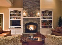 Faux Stone Fireplace  Antico Elements Blog