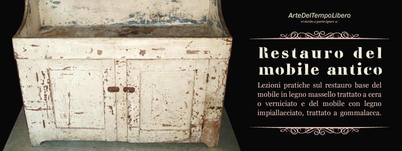 Restauro del mobile antico  Antico Spedale del Bigallo