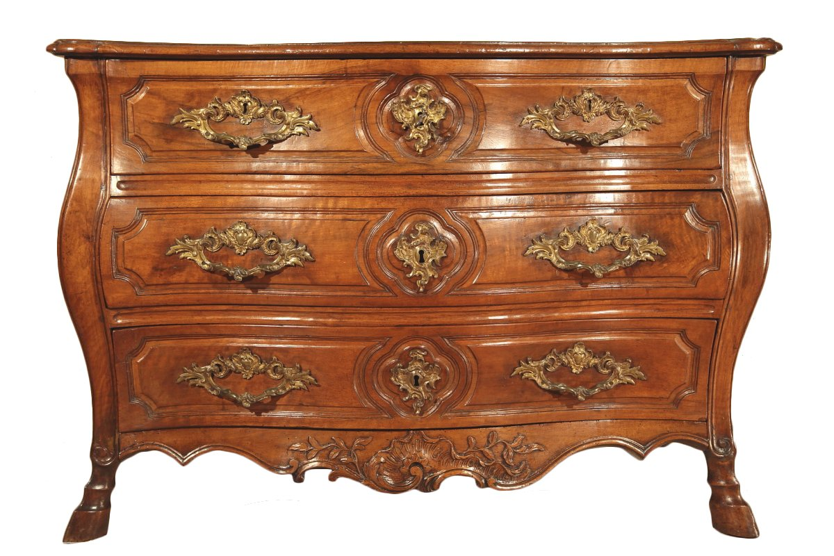 Commode Tombeau Louis XV Provence XVIIIe Sicle N32266