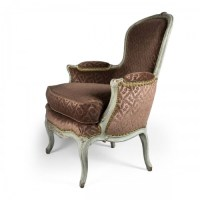 Louis XV Bergere Chair   French Antiques