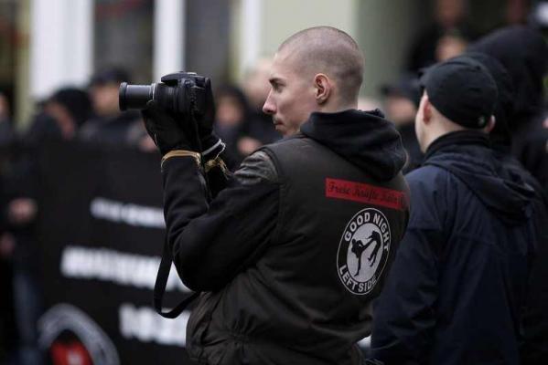 Werwolf Waffen Werthebach Wer ist die AntiAntifa