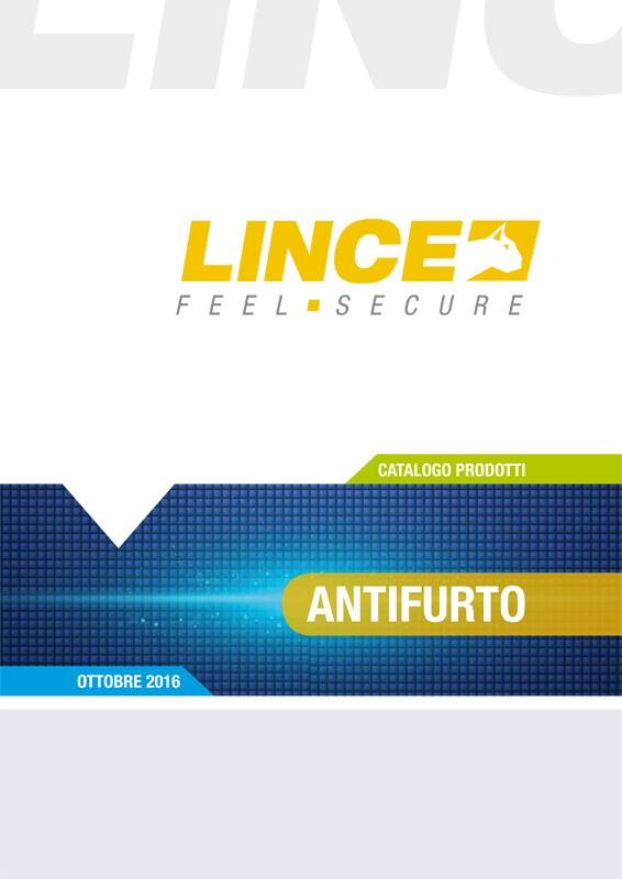 Catalogo Lince 2016