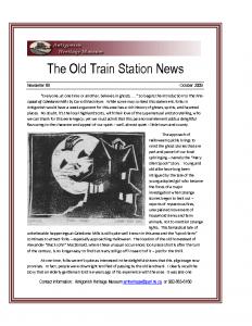 2009 10 newsletter