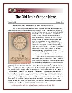 2010 01 newsletter