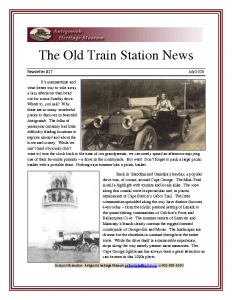 2010 07 newsletter