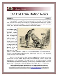 2012 01 newsletter