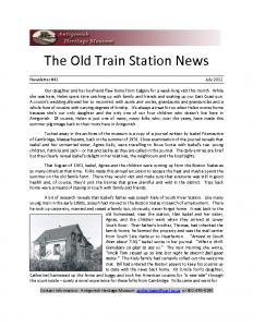 2012 07 newsletter