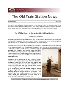 2013 05 newsletter revised