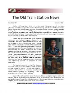 2013 09 newsletter
