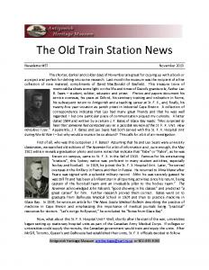 2013 11 newsletter