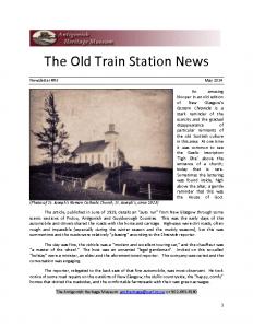 2014 05 newsletter