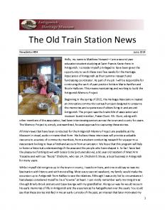 2014 06 newsletter