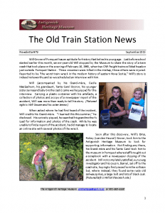 2015 09 Newsletter