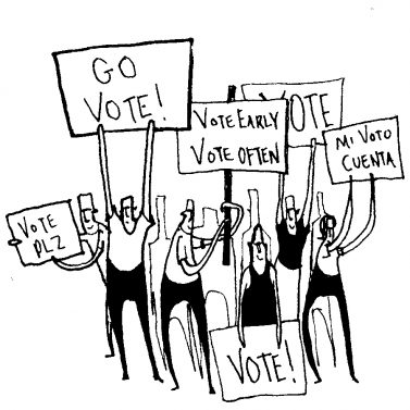 NO-NONSENSE VOTER EDUCATION GUIDE FOR NEW ORLEANS