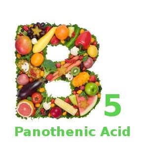 pantothenic acid for hair