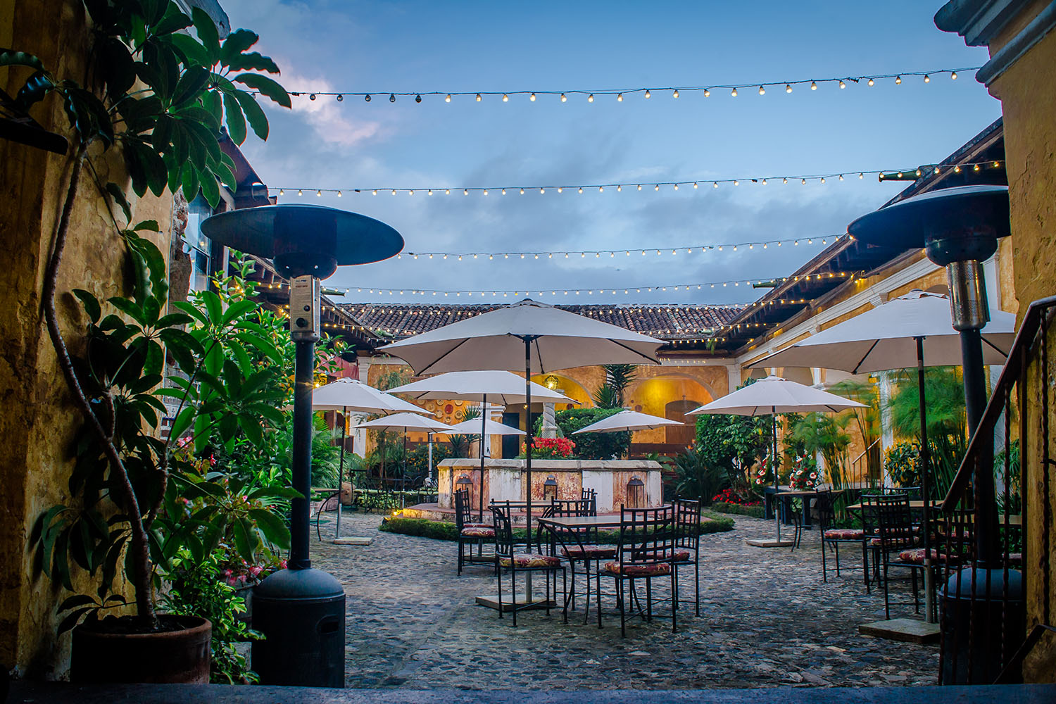 Additional Services  Hotels in Antigua Guatemala