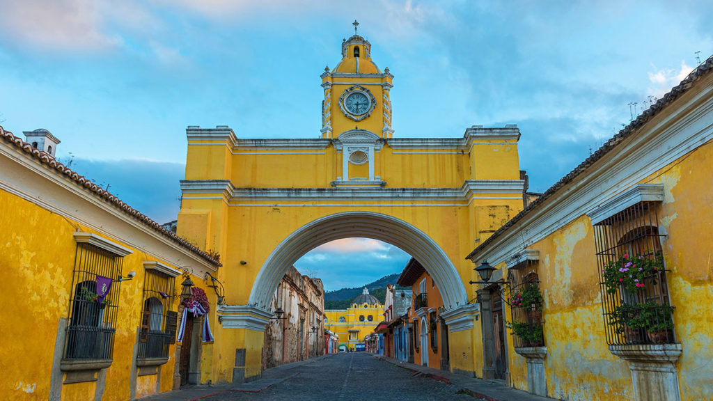 Your Holiday in Guatemala  Hotels in Antigua Guatemala