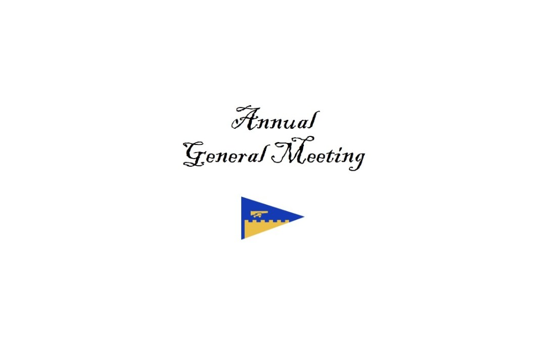 Notice of Annual General Meeting – Tue 24th November